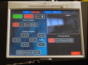 5 VC Control panel
